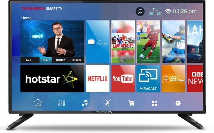 Thomson B9 Pro 102cm (40 inch) Full HD LED Smart TV