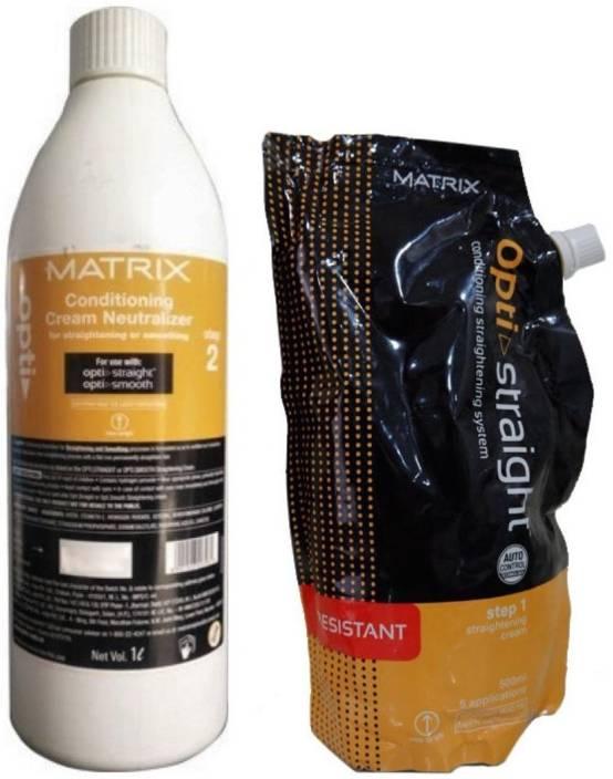 Matrix Opti Conditioning Cream Neutralizer Straightening