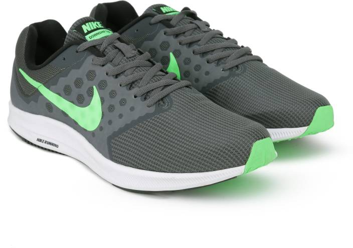 e770b1aacc0 Nike DOWNSHIFTER 7 Running Shoes For Men - Buy DARK GREY   RAGE ...