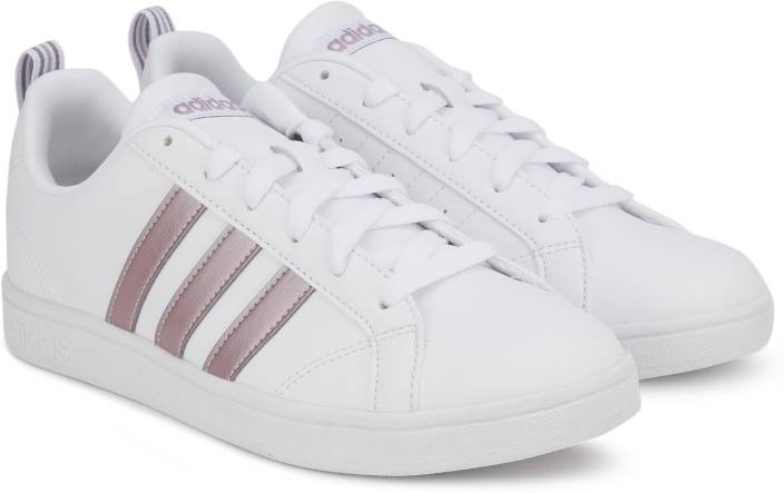more photos d7d17 4f65a ADIDAS VS ADVANTAGE Sneakers For Women (White)