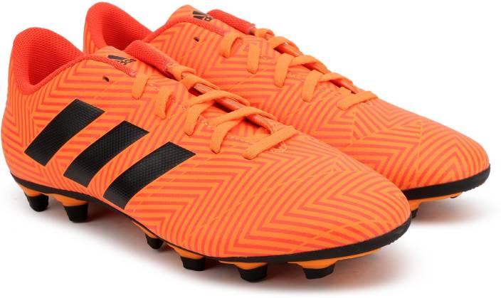 6d688297189c ADIDAS NEMEZIZ 18.4 FXG Football Shoes For Men - Buy ADIDAS NEMEZIZ ...