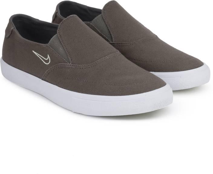 best website 3496a 808a6 Nike NIKE SB PORTMORE II SLR SLP C Sneakers For Men (Brown)