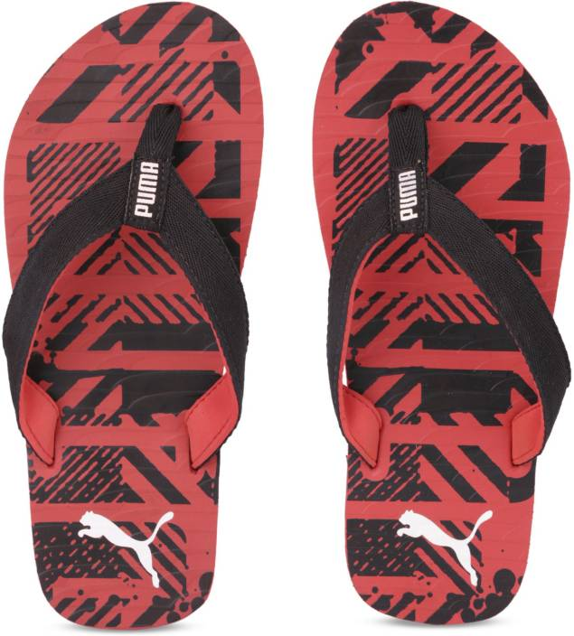 53020424b62854 Puma Mykonos Graphic IDP Flip Flops - Buy Puma Mykonos Graphic IDP Flip  Flops Online at Best Price - Shop Online for Footwears in India