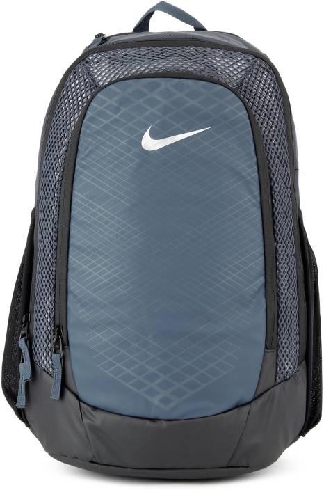 Nike NK VPR SPEED 10 L Laptop Backpack THUNDER BLUE BLACK METALLIC ... 50f1f3541f841