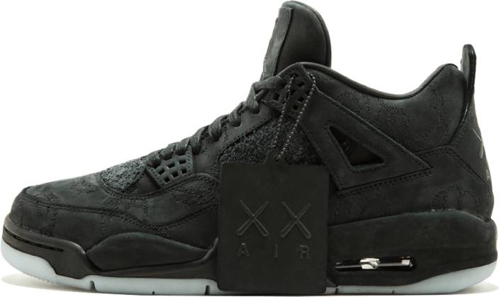 the nike air jordan 4 retro kaws Basketball Shoes For Men - Buy the ... e9dc4367a8