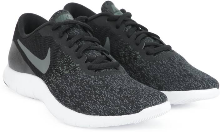4baf17ebe3ad Nike FLEX CONTACT Running Shoes For Men - Buy BLACK DARK GREY ...