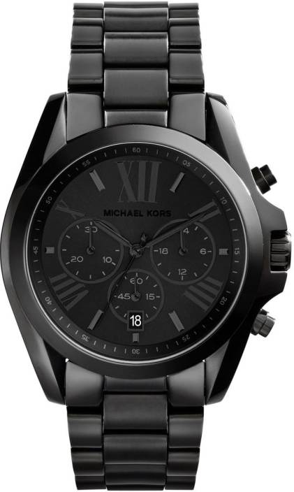13f70e507253 Michael Kors MK5550 BRADSHAW Watch - For Men   Women - Buy Michael Kors  MK5550 BRADSHAW Watch - For Men   Women MK5550 Online at Best Prices in  India ...
