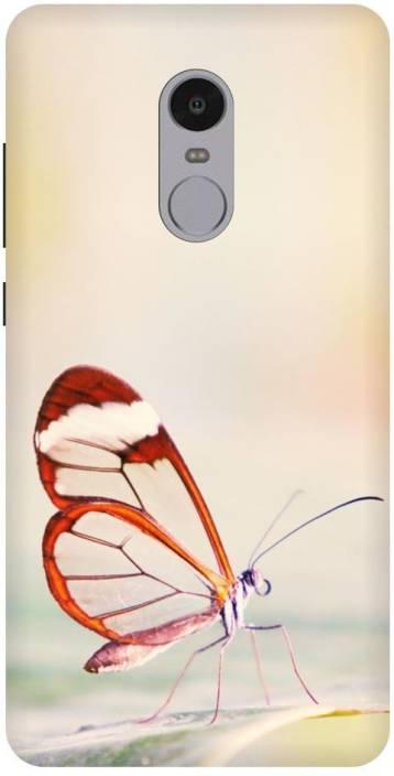 Zougle Back Cover for Mi Redmi Note 4 (Multicolor, Waterproof, Flexible Case )