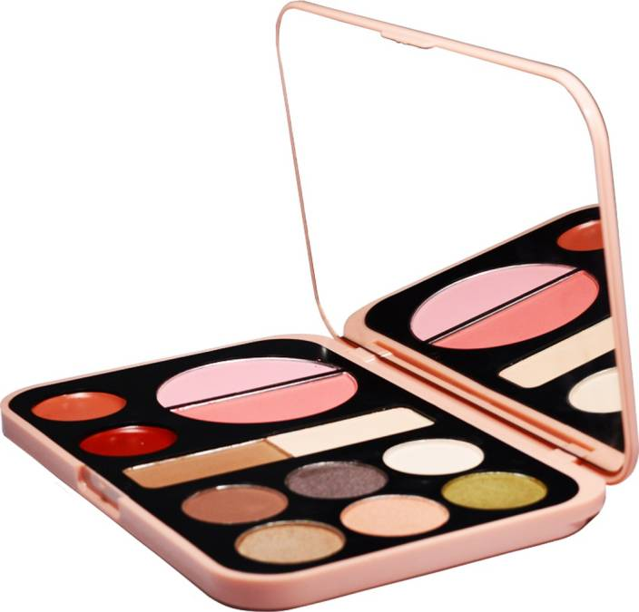 d6bf68471ffb6 Mars Matte Forever Nude Including Eyeshadow,Blush,Highlighter & Lip Color  Palette 91004-02 Makeup Kit 25 g