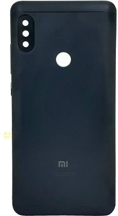 online retailer 20b44 fdaa9 Pacificdeals Mi Redmi Note 5 Pro Back Panel