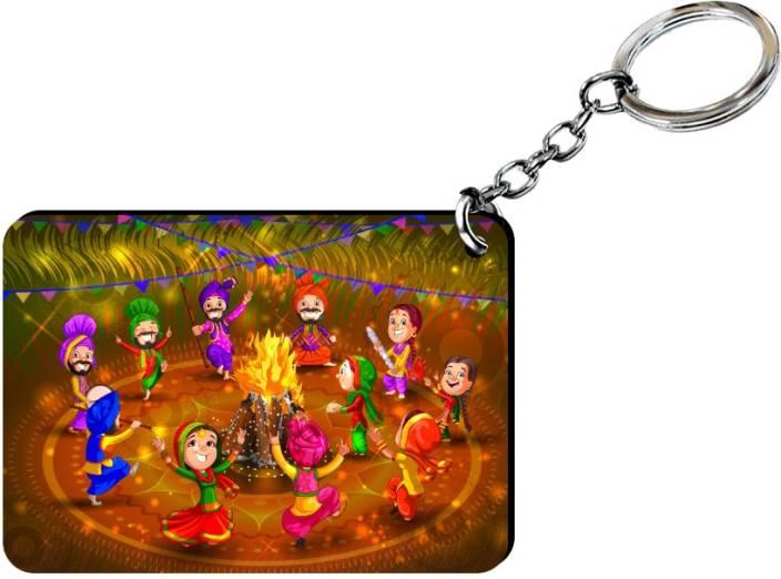 b08f7b2c1ad9 APE Multicolor Festival Design Key Chain Price in India - Buy APE  Multicolor Festival Design Key Chain online at Flipkart.com
