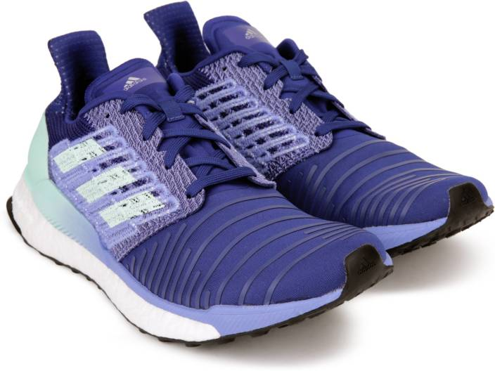 uk availability d30f6 c0047 ADIDAS SOLAR BOOST W Running Shoes For Women - Buy MYSINK ...