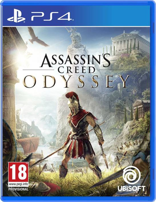 Assassin's Creed Odyssey Price in India - Buy Assassin's