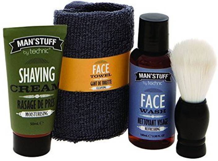 Technic Man'Stuff The Man Can Bath And Body Sets