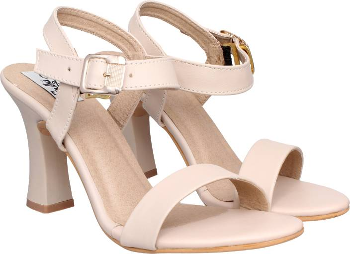 2e27ff4ccd4 Sindhi Footwear GN-C9552 Apricot Party Wear For Women - Buy Sindhi ...