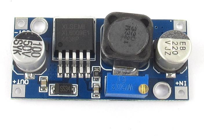 Adraxx XL6009 DC-DC step up module (Multicolor)