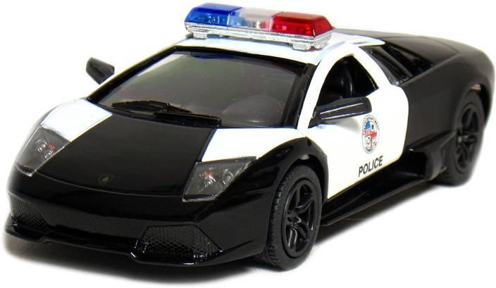 Kinsmart 5 1 36 Scale Lamborghini Murcielago Lp640 Police From