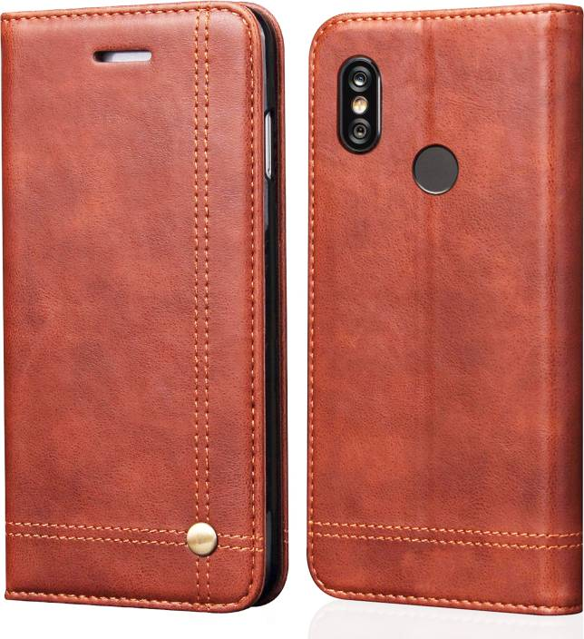 on sale 90062 03bbf Febelo Flip Cover for Mi Redmi Note 5 Pro