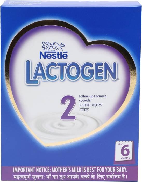 Nestle Lactogen Follow-up Formula Powder (Stage 2)
