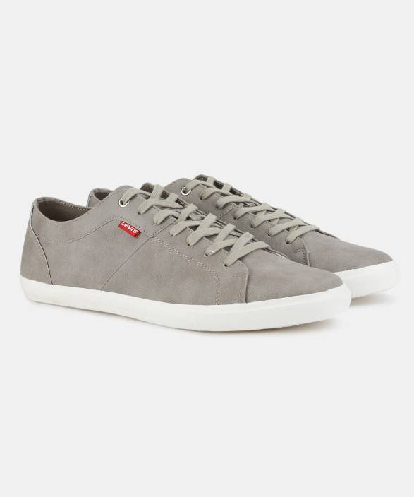 Levi's Regular Buy For Grey Color Men Woods Sneakers pMVqUSz