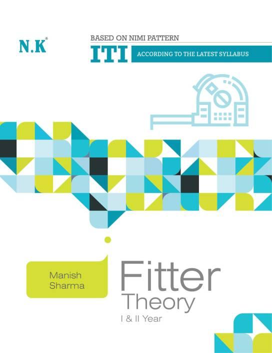 ITI Fitter Theory (I & II Year): Buy ITI Fitter Theory (I