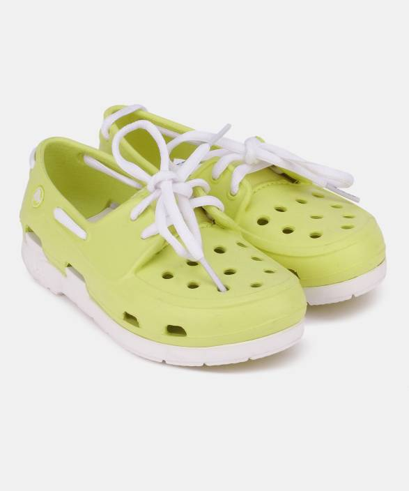 Crocs Boys & Girls Lace Clogs