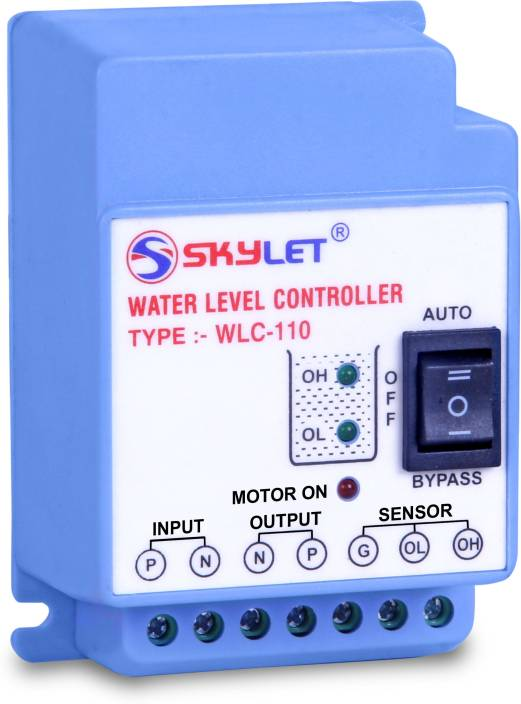 Skylet Wlc 110 Water Level Controller Wired Sensor Security System