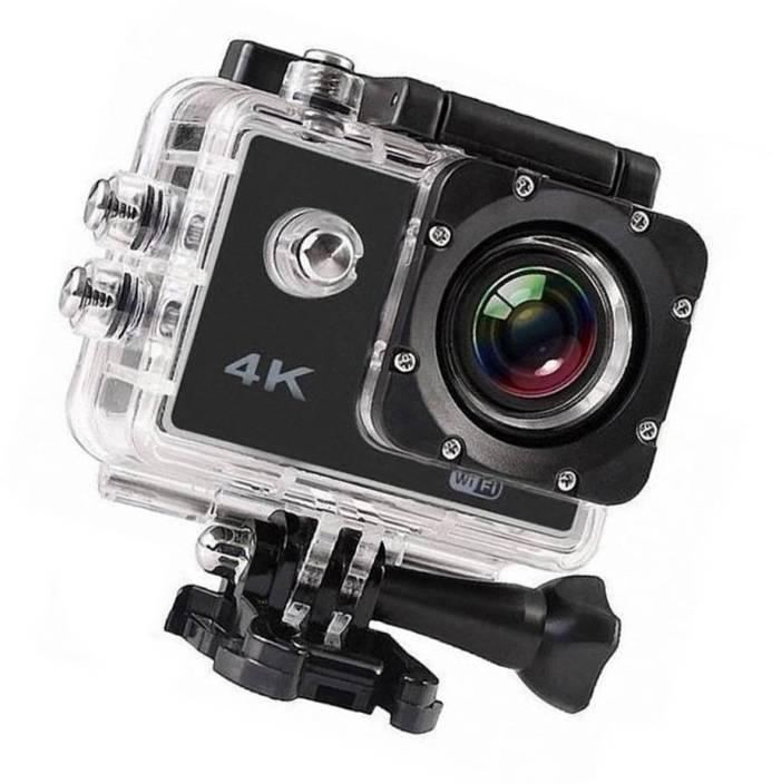 1cd4e0decda BERRIN Wifi 4K Action Camera Waterproof Sports Action Camera - 4K Ultra HD