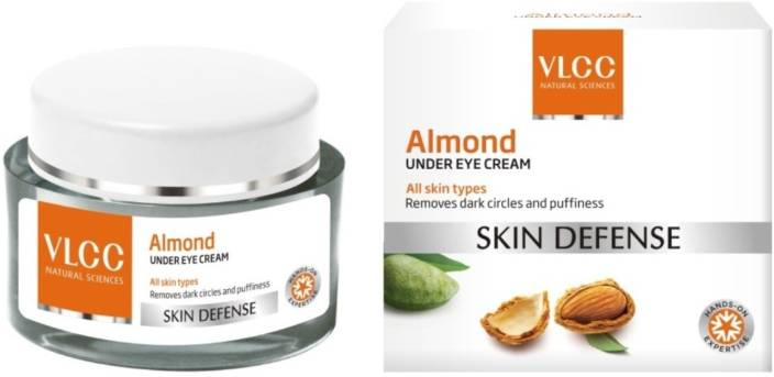 VLCC Skin Defense Almond Under Eye Cream  (15 g)