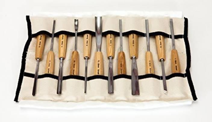 Schaaf Tools Schaaf Full Size Wood Carving Tools, Set Of 12