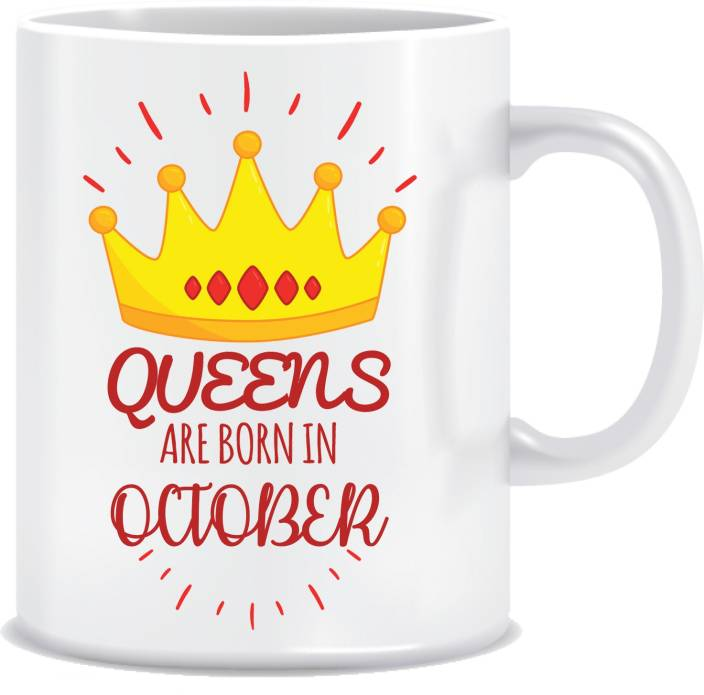 Everyday Desire Queens Are Born In October