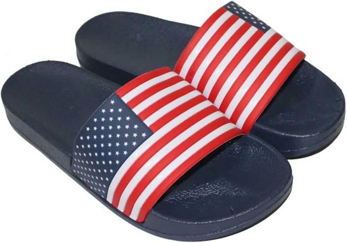 404fbd5f92d49c Crostail Comfertable Flip Flops Slide Slippers for Boys and men Slides -  Buy Crostail Comfertable Flip Flops Slide Slippers for Boys and men Slides  Online ...