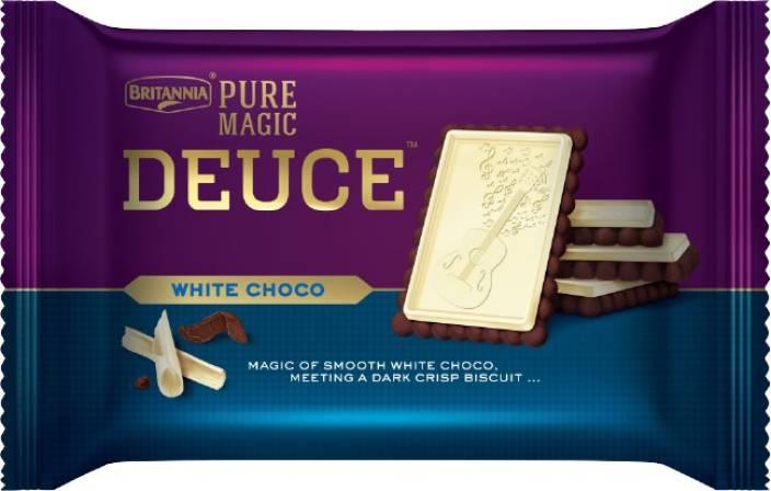 883086a5922e3 Britannia Pure Magic Deuce White Choco Price in India - Buy ...