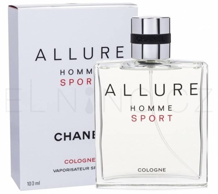 Buy New Chanel Chanel Allure Homme Sport Eau De Toilette 100 Ml
