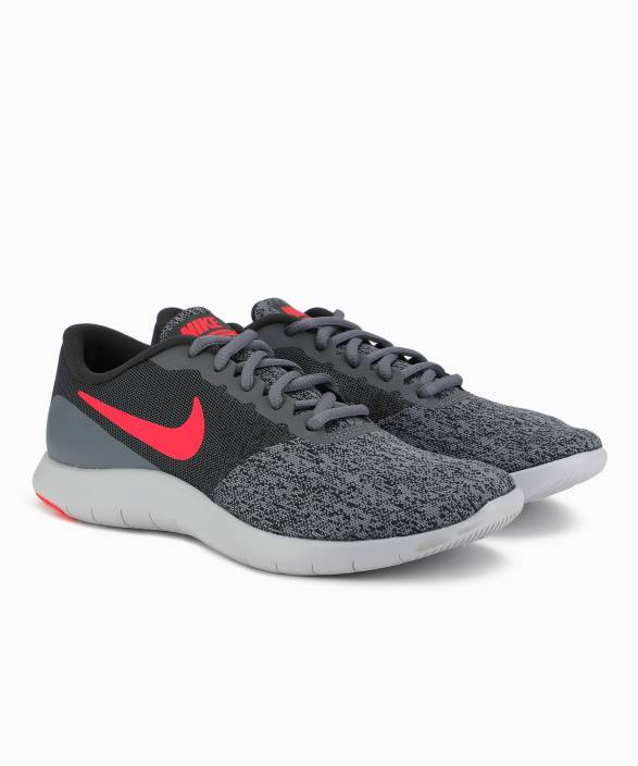 Nike WMNS NIKE FLEX CONTACT Running Shoes For Women - Buy Black ... 78f03e562