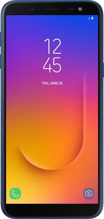 Samsung Galaxy J6 Blue 32 Gb Online At Best Price On Flipkart Com