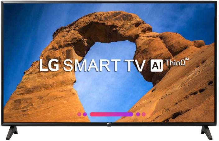 LG 108cm (43 inch) Full HD LED Smart TV 2018 Edition