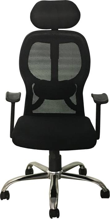 Ks Chairs Fabric Office Arm Chair Price In India Buy Ks Chairs