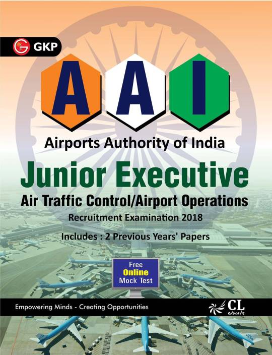 Airports Authority of India Junior Executive - Air Traffic Control