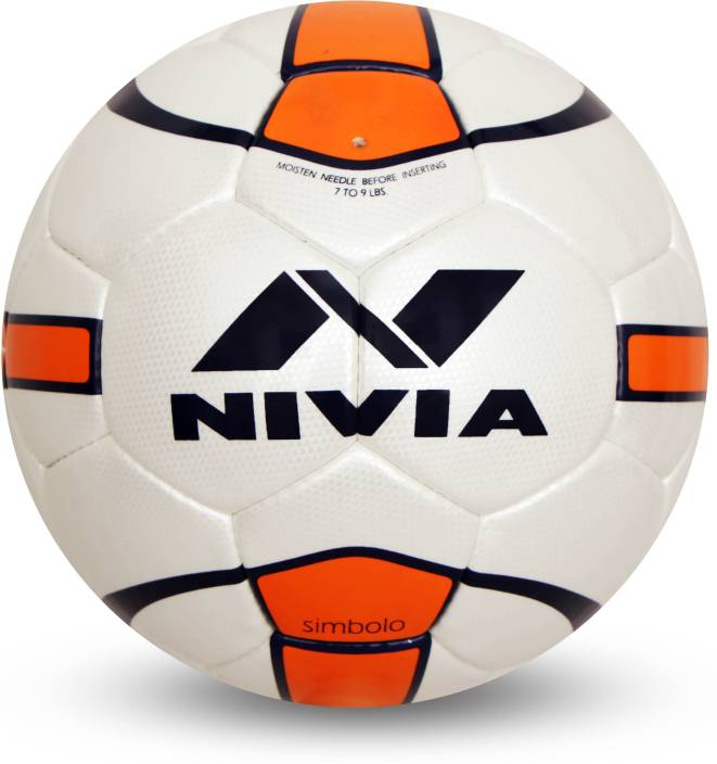 93d27b7f0ef Nivia Simbolo Football - Size  5 - Buy Nivia Simbolo Football - Size ...