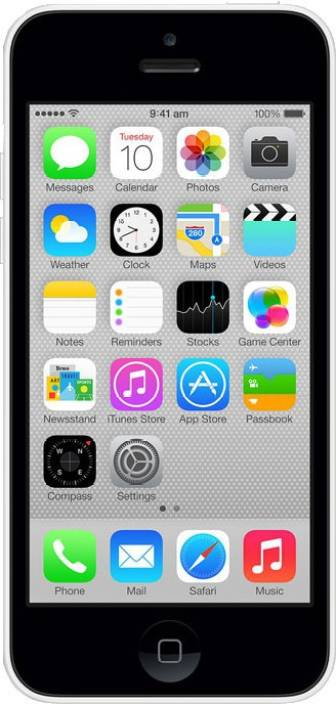 Apple iPhone 5C (White cf73abfd9d