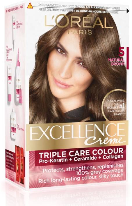 L\'Oreal Paris Excellence Creme Hair Color - Price in India, Buy L ...