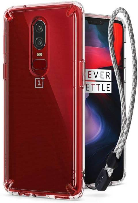 new style b7a0b de4e8 Ringke Back Cover for OnePlus 6
