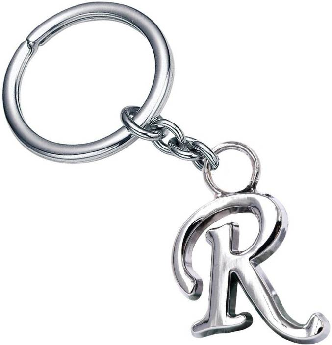 GCT Alphabet Letter R Silver Metal Keyring for Men Women Boys Girls Car  Bike Key Chain Price in India - Buy GCT Alphabet Letter R Silver Metal  Keyring for ... 71084ef28