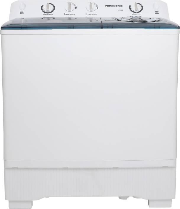 Panasonic 14 kg Semi Automatic Top Load Washing Machine White, Blue