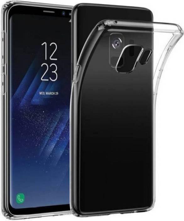 quality design 875c3 4b609 ssm covers Back Cover for Samsung Galaxy J6 Transparent Back Cover ...