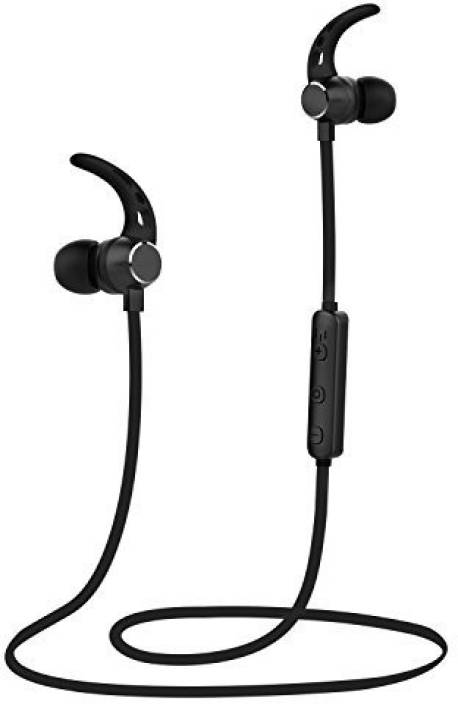 9e975acfe45 Crystal Digital Sports TF2 Magnetic Wireless Sports Earbuds With Excellent  Voice & High Sound Quality Bluetooth Headset with Mic (Black, In the Ear)