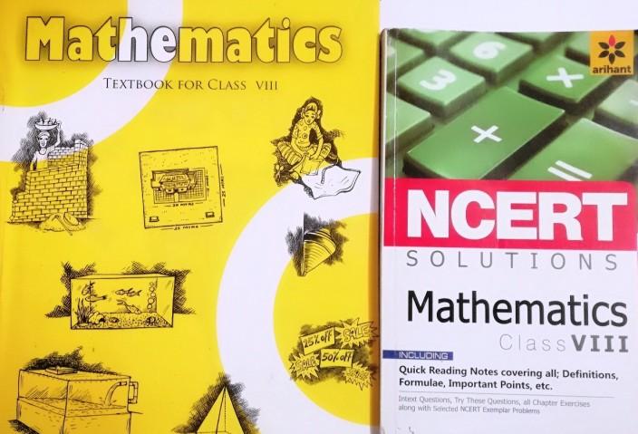 Class 8th Maths Ncert Book Solutions
