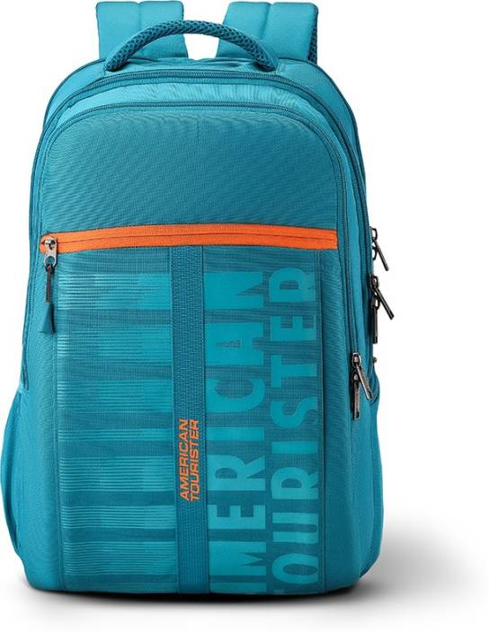 American Tourister X-jock Lap Bag 02 28.5 L Backpack Teal - Price in ... 3f75c60c2a