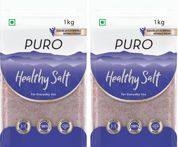 Puro Healthy Salt - Rock Salt